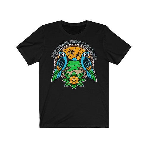 Tee shirt Parrot Paradise