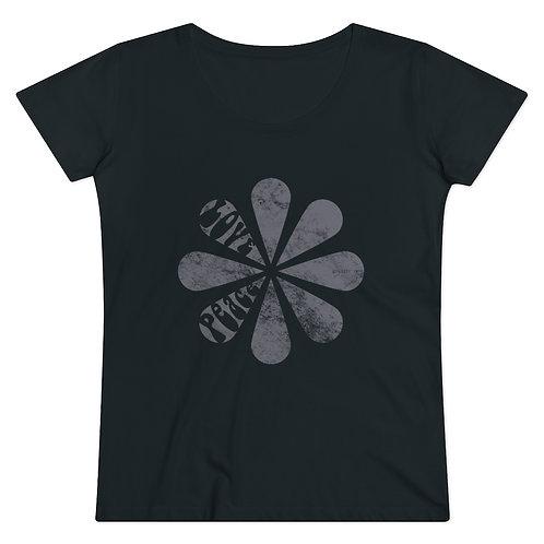 Tee-shirt CDS flower Coton