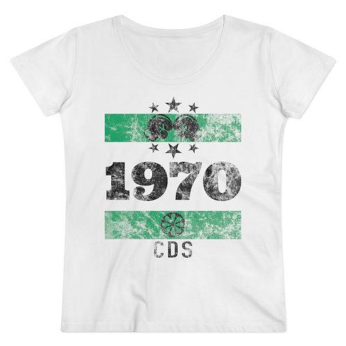 T-shirt femme 1970 CDS