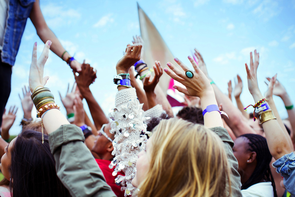Festivals 101 - Things to remember if you're hitting the muddy fields solo
