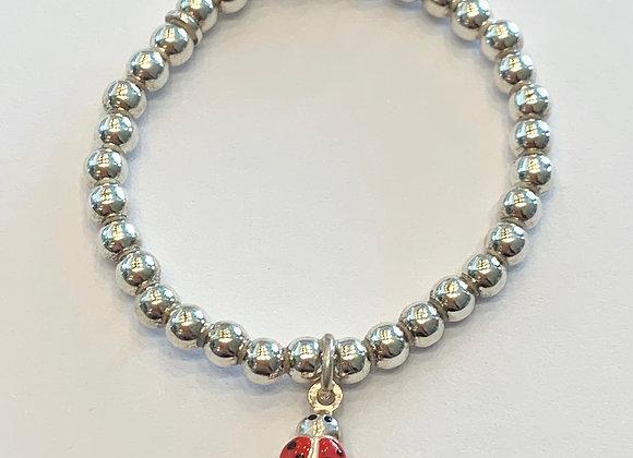 Sterling Silver Children's Bracelet