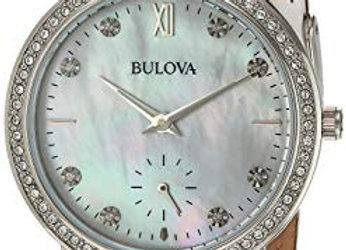 Bulova Crystal Collection