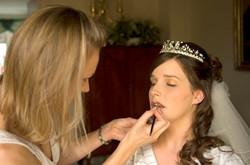 Bridal make-up by Sarah Batt