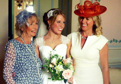 Bride & Mother of the bride Make-up & hair