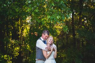 Clay & Erika {wedding}