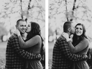 Taylor & Mackenzie {engagement}