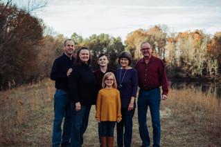The Hamilton Family