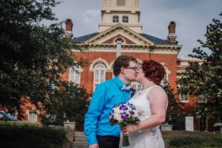 Randal & Megan {wedding}
