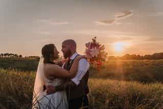 Daniel & Michelle {wedding}