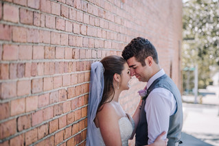 Clayton & Krista {wedding}