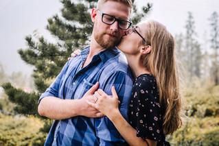 Nathan & Olivia {engagement}