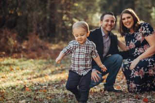 The Pollok Family {maternity}