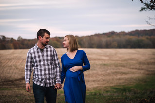 The Medlin Family {maternity}