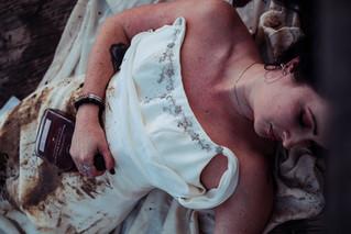 Jessi {trash the dress}