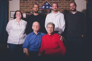 The Ahlgren Family