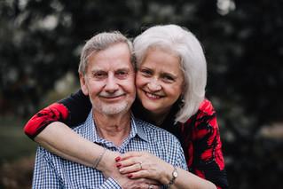 Clyde & Linda {engagement}