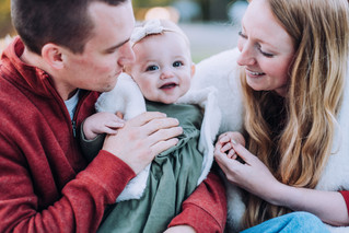 The Privette Family {autumn mini session}