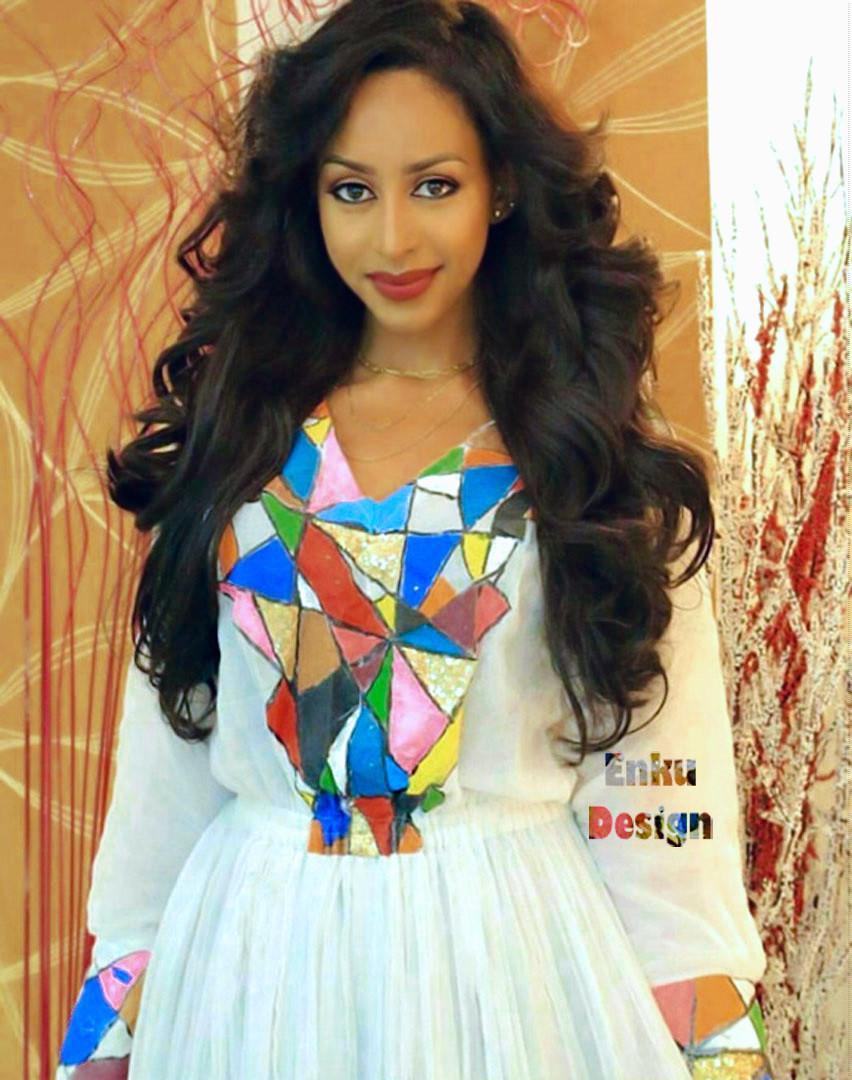 Ethiopian Designers Traditional Clothes   Ethiopian Fashion United States Beautiful Habesha Culture