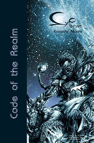 CyPhrons - Code of the Realm (Book #2)