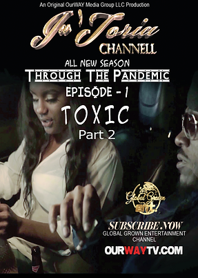 Through The Pandemic: Ja' Toria Channel