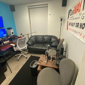 OurWAY Radio Broadcast Studio