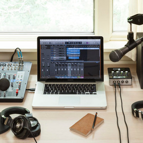 OurWAY Youth Podcast Summer Program - Table Setup