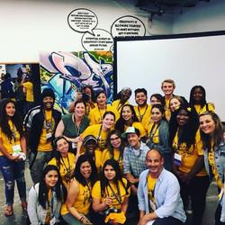 Arts Amplifying Youth Summit 2018