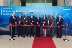 WuXi AppTec Site Expansion
