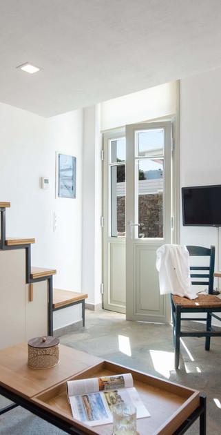 Ground Floor Κitchen & Living Room