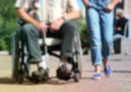 Assistenza disabili, accompagnamento