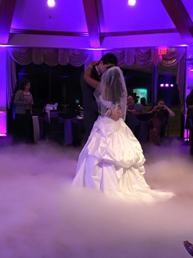 What is Dancing on a Cloud and How Can it Enhance Your Wedding?
