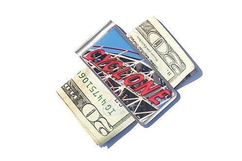 Cyclone Money Clip