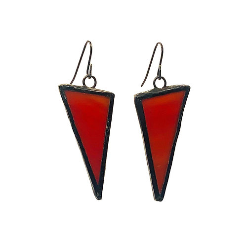 Red Triangles- Small