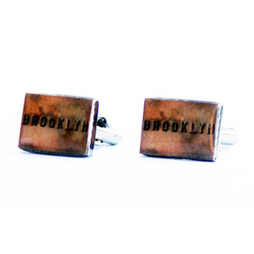 Brooklyn Cuff Links