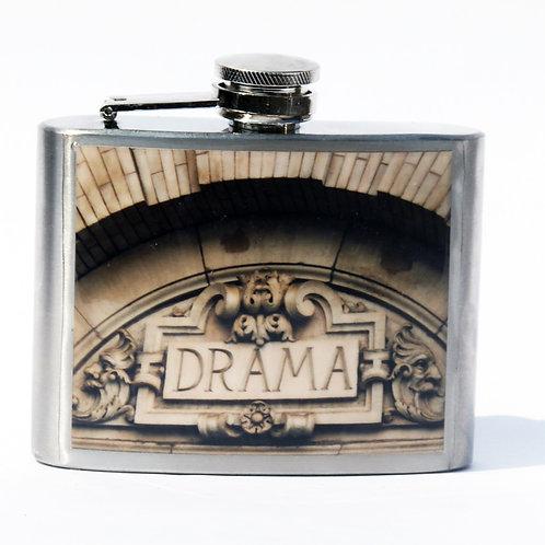 Drama  4oz Flask