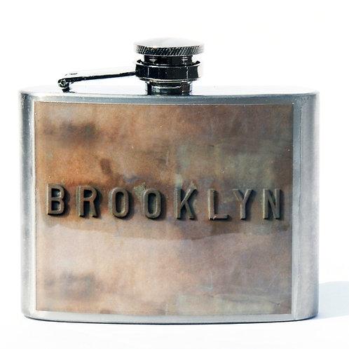 Brooklyn 4 oz Flask