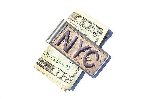 NYC Money Clip