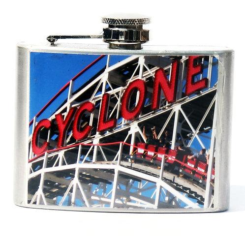 Cyclone 4oz Flask