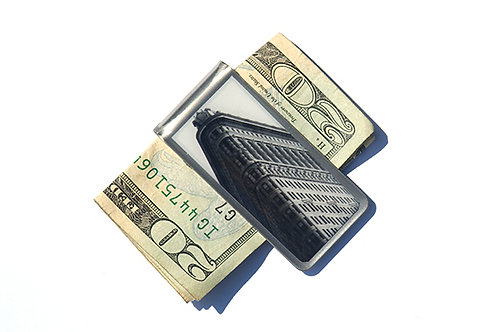 Flatiron Money Clip