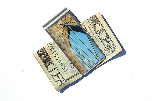 Brooklyn Bridge Arch Money Clip