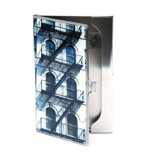 Fire Escape Card Case