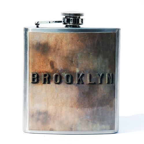 Brooklyn 6oz Flask