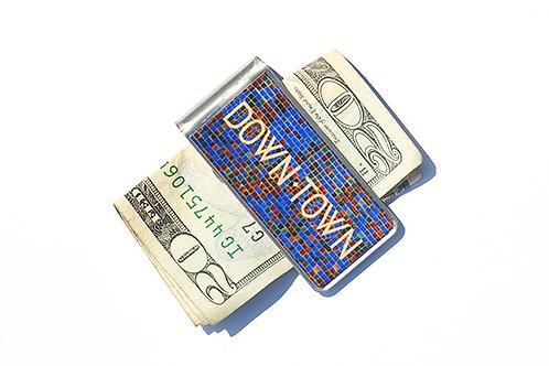 Downtown Money Clip