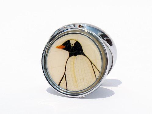 Penguin Pillbox- Small