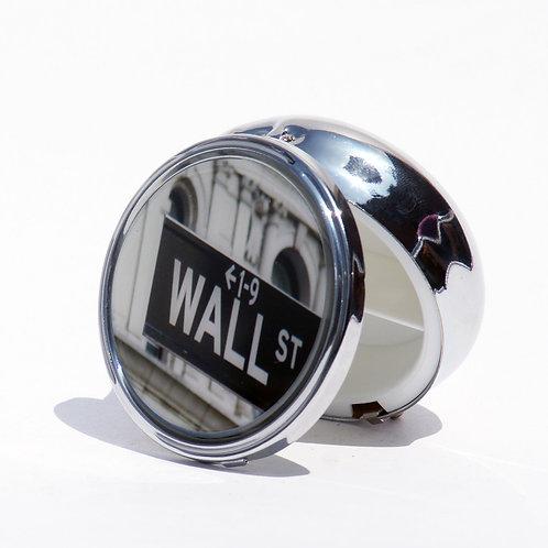Wall Street Pillbox - Large
