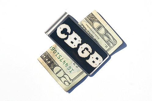 CBGB Money Clip