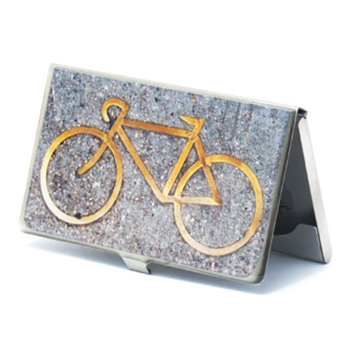 Bike Card Case
