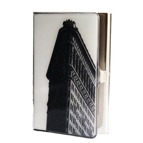 Flatiron Card Case