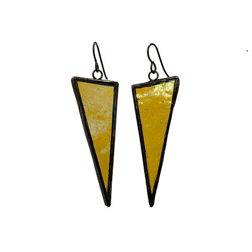 Iridescent Honey Triangle