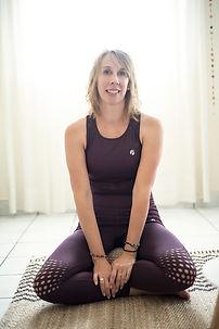 cours de Yoga à domicile cournon
